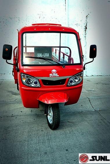 Motocarro 200cc Con Cabina Dayang