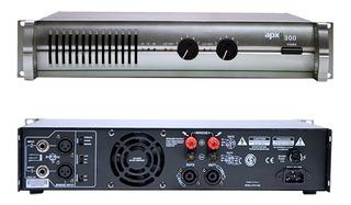 Amp Potencia American Pro Apx300 150 + 150w 4 Ohms