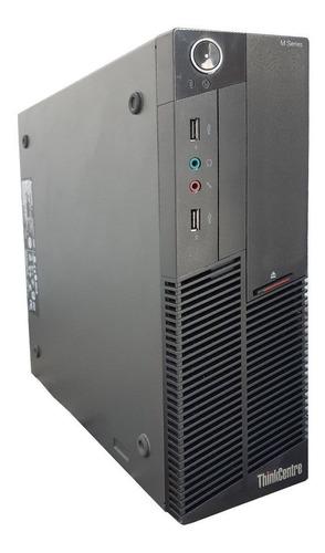 Computador Lenovo I3 + 4gb + Ssd 120gb