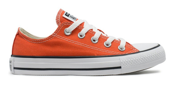 Tênis Converse All Star Seasonal Ox Fogo Original