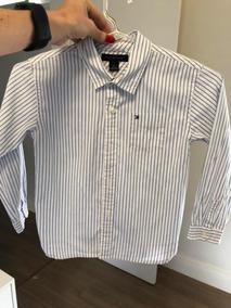Camisa Tommy Hilfiger Menino Xadrez