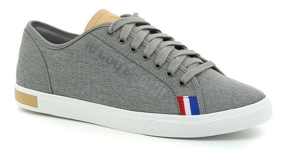 Zapatillas Le Coq Sportif Hombre Verdon Craft Grey Denim