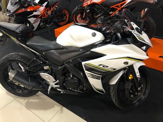 Moto Yamaha Yzf R3a - 2017 - Caba - 20600 Kms Urquiza Motos