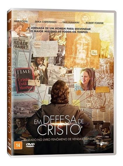 Em Defesa De Cristo - Faye Dunaway - Dvd - Novo - Lacrado