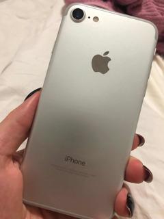 iPhone 7, 128gb, Prata.
