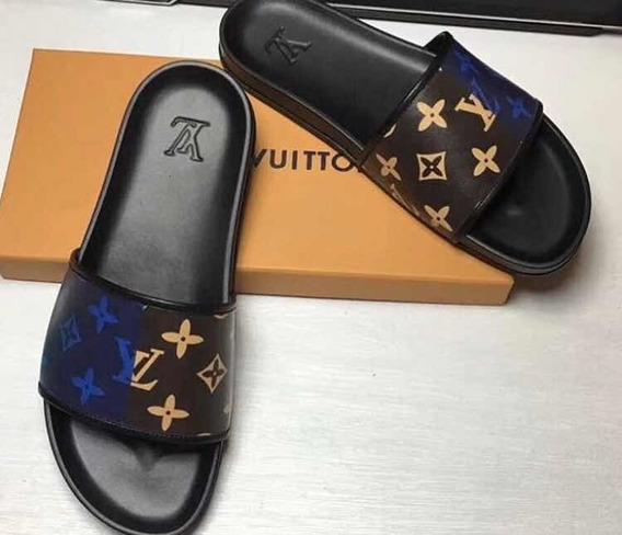 Chinelo Louis Vuitton Lançamento Pronta Entrega