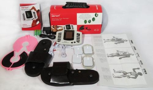 Tens Electroestimulador Masajeador Smart Fitness Terapia