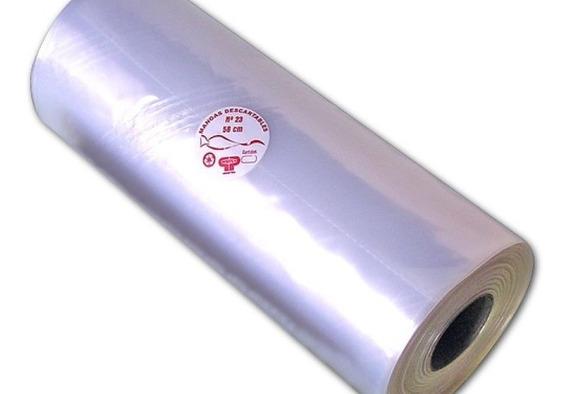 Rollo X50 Mangas Para Decorar De 30cm