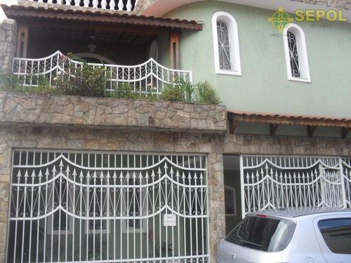 Sobrado Residencial À Venda, Vila Carrão, São Paulo.. - So0011