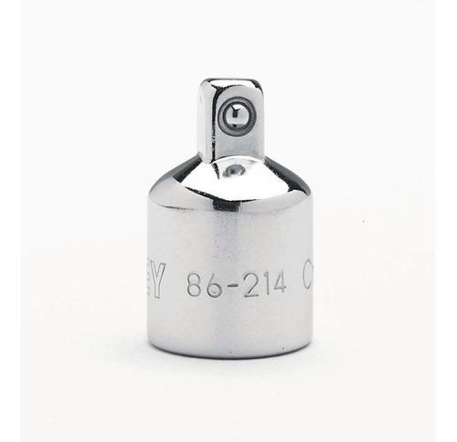 Adaptador Cromado F 25mm 3/8'' - M 1/4'' Stanley - 4-86-214