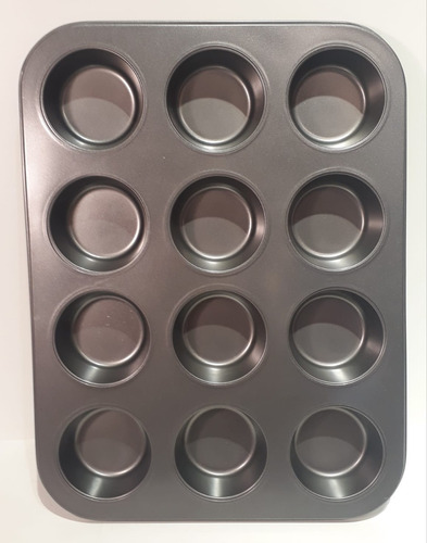 Molde Para Muffins - As180