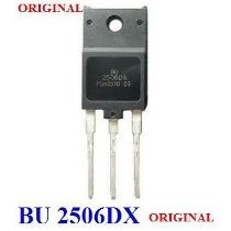 Bu2506dx - Bu 2506 Dx - Transistor - Original