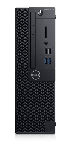 Microcomputador Dell Optiplex Small 3070 I3-9100