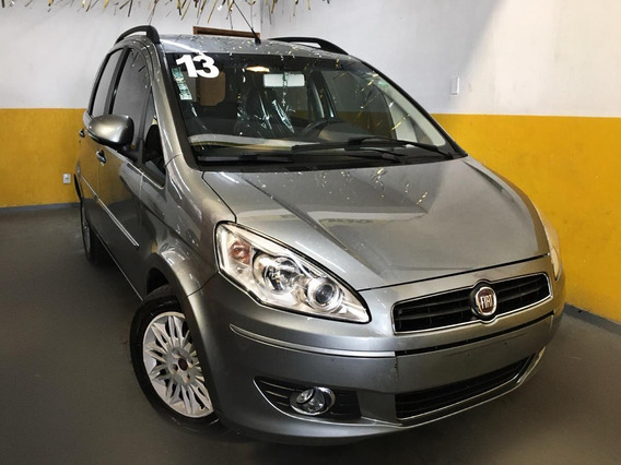 Fiat Idea Essence 1.6 Completa 2013