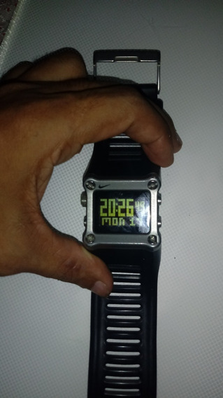 Relógio Nike Hammer Wc0021 Original