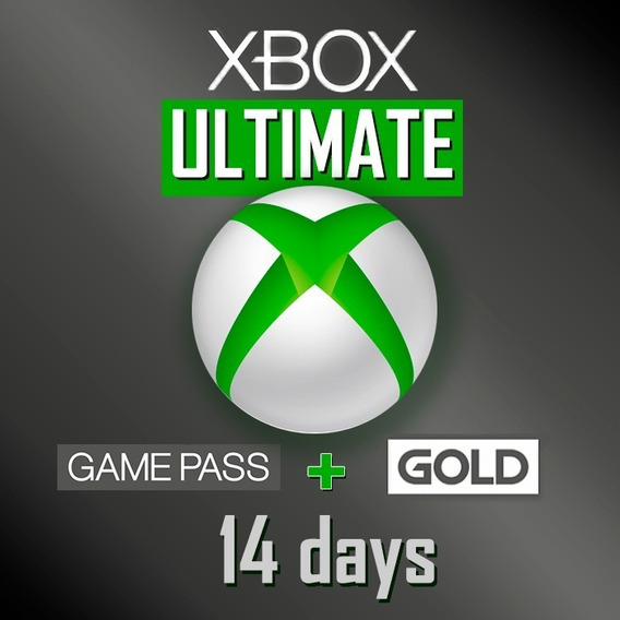 Game Pass Ultimate 14 Dias - Xbox One - Windows 10