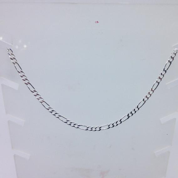 Pulseira Masculina 3 Em 1 Italiana Em Prata 925 20cm X 3mm