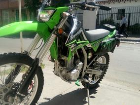 Kawasaki Klx 250 Verde
