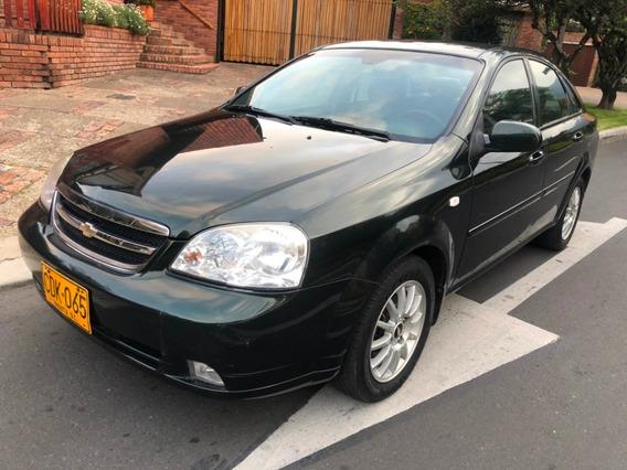 Chevrolet Optra Versión Full Equipo