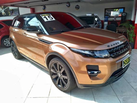Land Rover Evoque Si4 Dynamic 2.0 2015