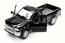 Miniatura Ford F-350 Pickup Preto 1:27 Maisto