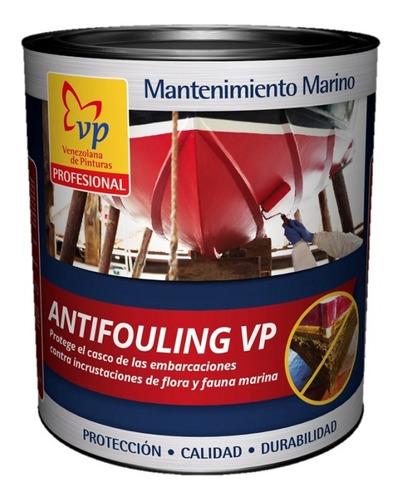 Pintura Antifouling Mantenimiento Marino Marron Galón Vp/