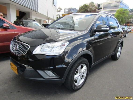 Ssangyong Korando Se 2.0 At 4x2