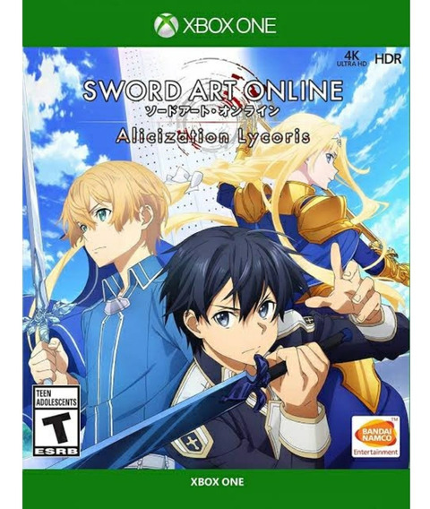 Sword Art Online Alicization Lycoria Xbox One