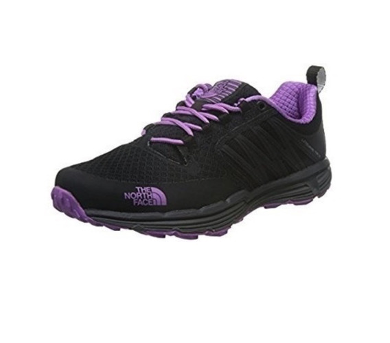 Tenis Dama The North Face Litewave Ii Negro/dulce Violeta