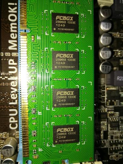 Memoria 2gb Ddr3 1333 Mhz Pcbox 256mx8 F216v8d06487