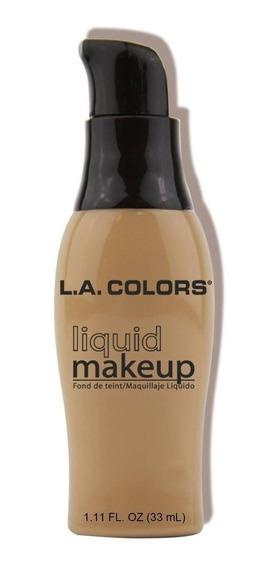 L.a Colors Base Liquida