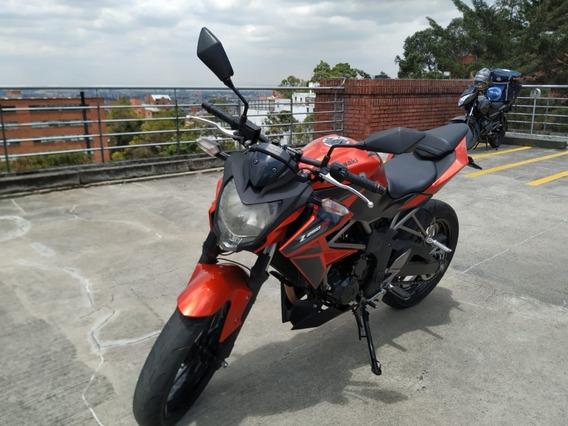 Kawasaki Z250sl Bogotá