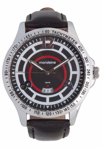 Relógio Masculino Analógico Mondaine Caixa De 4,9 Cm