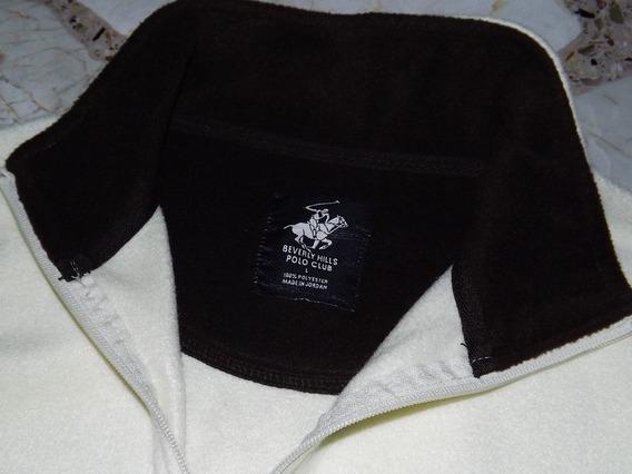 Chamarra Sudadera Beverly Hills Polo Club Caballero Grande Xl Envio Gratis