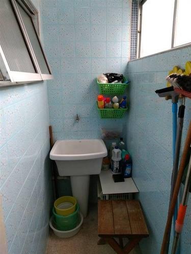 Imagem 1 de 18 de Apartamento Com 2 Dormitórios Na Guilhermina/pg. - Nff30