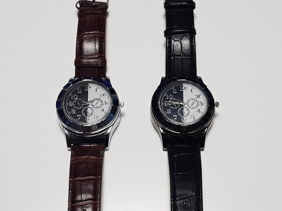6 Reloj Encendedor Electronico Con Sensor Recargable Usb