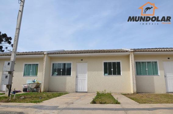 Casa Residencial Para Locação, Capela Velha, Araucária. - Ca1278