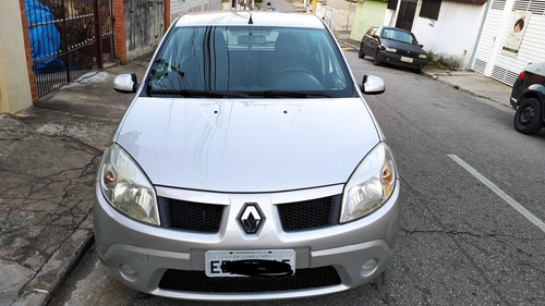 Renault Sandero 2009 1.0 16v Expression Hi-flex 5p