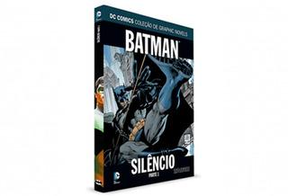 Hq Batman Silêncio Vol. 1 Salvat