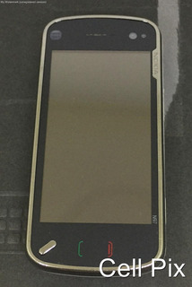 Nokia N97 - Só Funciona Tim - Gps, Wi-fi, 5mp, Mp3 - Usado
