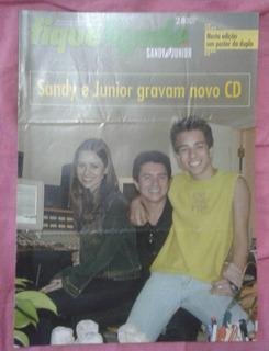 Revista Fique Ligado Com Sandy E Junior Número 28