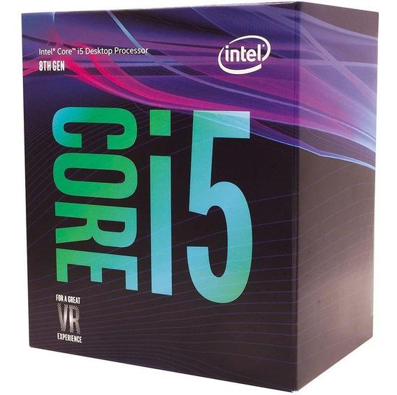 Processador Intel Core I5 8400 2,80ghz 9mb 1151 Cofeelake 8g