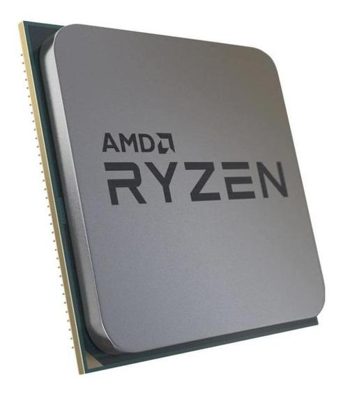 Procesador gamer AMD Ryzen 5 3400G YD3400C5FHBOX de 4 núcleos y 3.7GHz de frecuencia con gráfica integrada