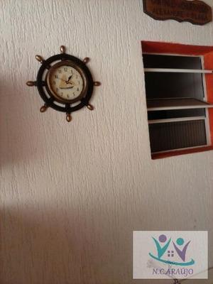 Casa Para Venda Em Mogi Das Cruzes, Vila Caputera, 2 Dormitórios, 1 Suíte, 2 Banheiros, 2 Vagas - Ca0309
