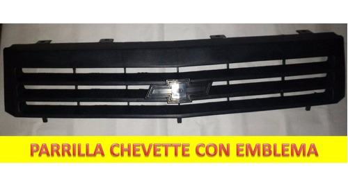 Parrilla Chevette Con Emblema Oferta Liquidacion