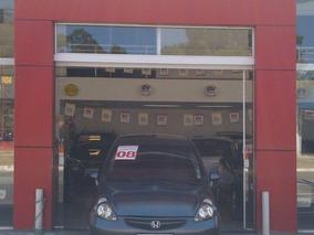 Honda Fit Lx 1.4 Flex Completa+couro