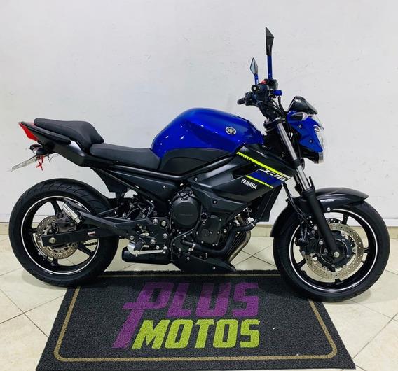 Yamaha Xj6n Azul 2018 Abs