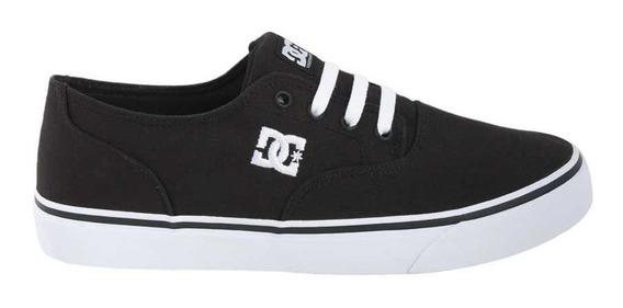Tenis Dc Shoes Negro Niño Niña Unisex Original Nx948