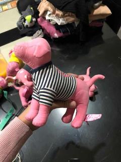 Peluche Perrito Pink