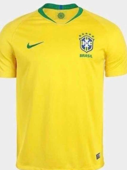 Camisa Nike Seleção Brasileira 2018 Produto A Pronta Entrega
